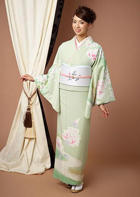 礼装着の一つであり留袖に次いで格の高いお着物となります。主に結婚式への出席(友人知人など)、お宮参り、七五三、入園入学式をはじめ、お茶席やパーティーなど多く